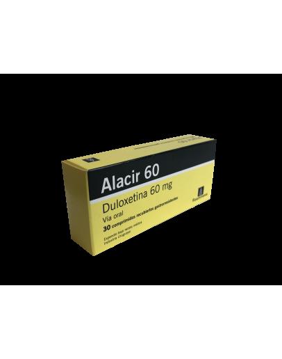 Alacir 60 mg x30