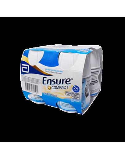Ensure Compact vainilla x 125 mlc/u