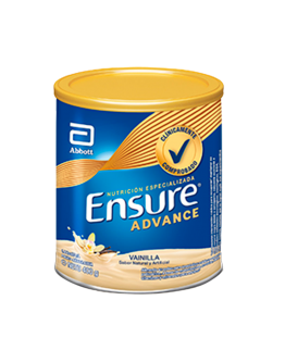 Ensure Advance Vainilla x 400gr