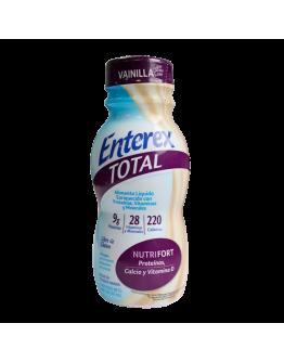 Enterex total liquido vainilla x 237ml