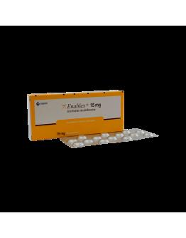 Enablex 15mg caja x 28tab