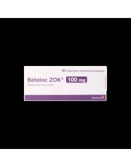 Betaloc Zok 100mg x 30com