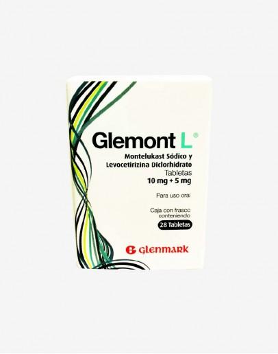 Glemont L Glenmark Caja X 28 Tab