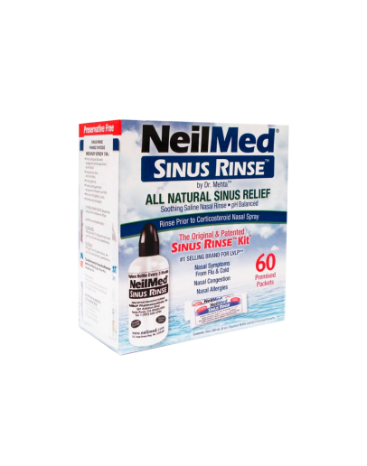 Sinu Rinse regular kit 60 sob