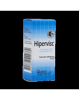 Hipervisc 5ml solución oftálmica