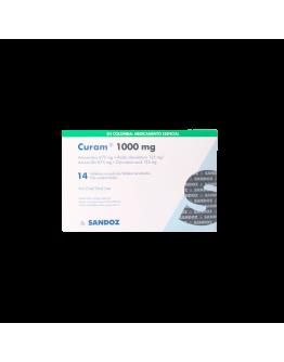 Curam 1000 Mg Caja X 14 Tabletas