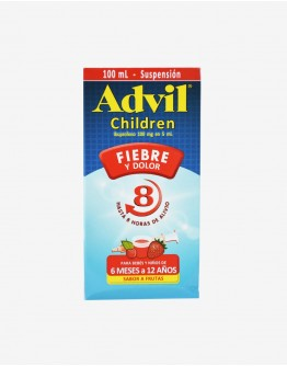 Advil Children Suspensión X 100ml
