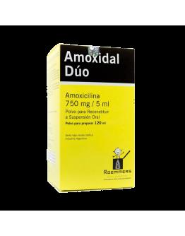 Amoxidal Duo Suspension 120ml