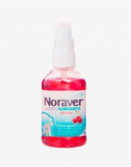 Noravert Garganta Spray Cereza