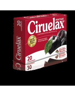 Ciruelax Minitabs x 20 comp
