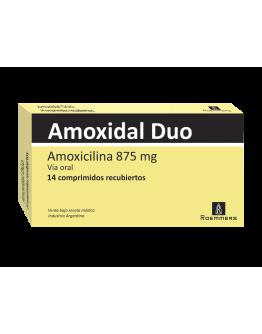 Amoxidal Duo