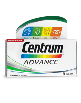 Centrum Advance Tabletas caja x 60