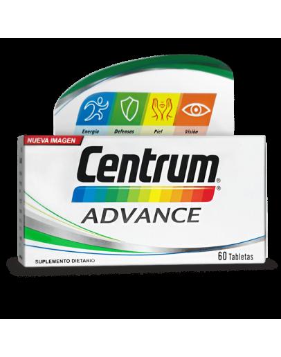 Centrum advance tabletas cajax60