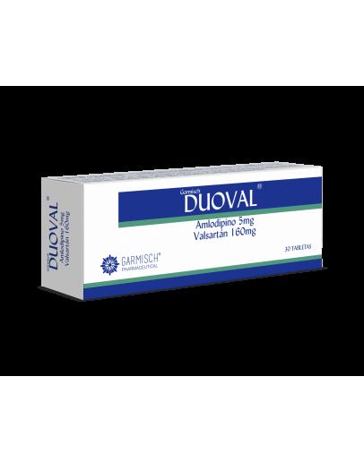 Duoval 5/160 mg