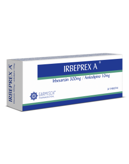Irbeprex A 300/10 mg
