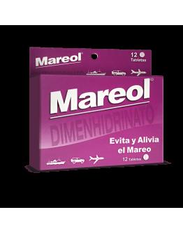 Mareol tabletas 50 mg